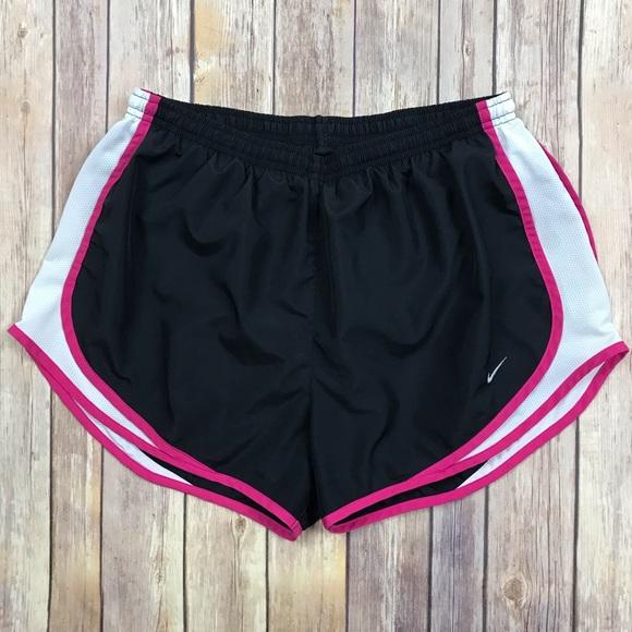 678a20c6bbcb Women's L Nike Tempo Shorts Black White Vivid Pink.  M_5cadf9fe8d653d4cc0678abd